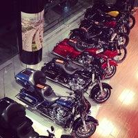 Photo taken at Mabua Harley-Davidson by Mahatma S. on 11/23/2012