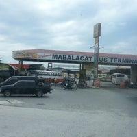 Photo taken at Mabalacat Bus Terminal by Gladz G. on 2/9/2013
