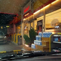 Photo taken at Shell by Johannes on 12/11/2012