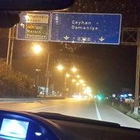 Photo taken at Adana - Osmaniye Yolu by Atay İ. on 4/13/2015