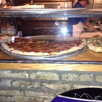 Photo taken at New York Pizza by Shisya A. on 6/26/2013