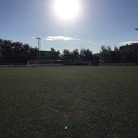 Photo taken at Γήπεδο Ποδοσφαίρου Μελισσίων by Despina K. on 12/14/2017