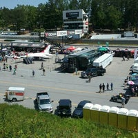 Photo taken at Road Atlanta Paddock by Tina W. on 5/7/2016
