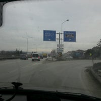 Photo taken at İnegöl - Yenişehir Yolu by Samet S. on 2/7/2017