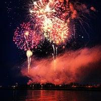Photo taken at Navy Pier by Anna P. on 5/19/2013