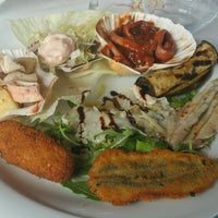 Photo taken at Ristorante Mimmo by Gilberto on 9/8/2016
