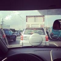 Photo taken at Volkswagen Genser by Tagi A. on 9/8/2014
