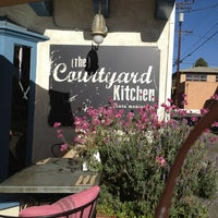 ... Photo Taken At The Courtyard Kitchen By Kamikazecams On 10/5/2013 ...