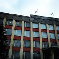 Foto tomada en Администрация Северодвинска por Кирилл К. el 10/6/2014