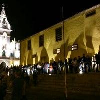 Photo taken at Exconvento San Sebastian by Pedro Báez Díaz @. on 12/8/2013