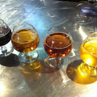 Photo taken at Firestone Walker Brewing Company by John L. on 10/8/2012