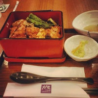 Photo taken at OOTOYA (โอโตยะ) 大戸屋 by Guntapong B. on 1/16/2013