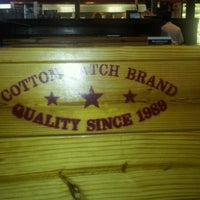 Photo taken at Cotton Patch Cafe by Cami K. on 10/13/2012