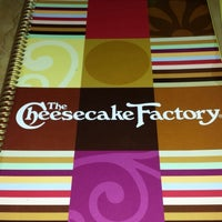 Photo taken at The Cheesecake Factory by Cami K. on 7/14/2013