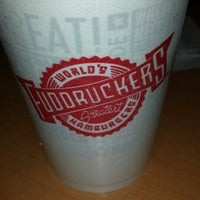 Photo taken at Fuddruckers by Cami K. on 7/13/2013