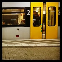 Photo taken at Gütersloh Hauptbahnhof by wusel on 12/10/2013