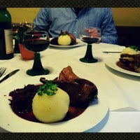 Photo taken at Gambrinus by wusel on 11/29/2012