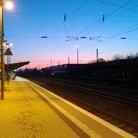 Photo taken at Gütersloh Hauptbahnhof by wusel on 4/2/2013