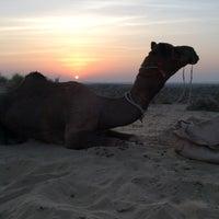Photo taken at Mystic Camel Safari by Irina M. on 12/22/2015