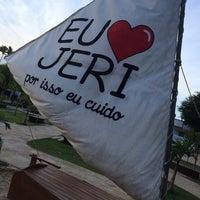 Photo taken at Jericoaquara by Francisco J. on 3/5/2014