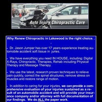 Photo taken at Renew Chiropractic by Jason J. on 3/13/2016