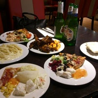 Photo taken at Jimmy's World Kitchen Buffet and Bar by Ankeeta S. on 8/17/2014