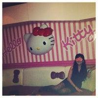Photo taken at Pandora Karaoke & Bar by Eden E. on 1/24/2014
