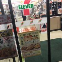 Photo taken at 7-Eleven by どんちゃん 【. on 5/19/2017