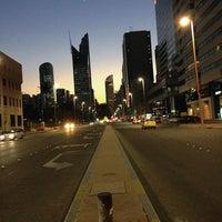 Photo taken at Khalifa street by Thor G. on 10/28/2015