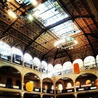 Photo taken at Biblioteca Salaborsa by Massimiliano C. on 11/24/2012