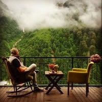 2/24/2017 tarihinde Ayder Doğa Resort Otelziyaretçi tarafından Ayder Doğa Resort Otel'de çekilen fotoğraf