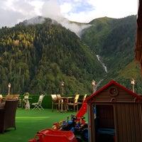 10/15/2017 tarihinde Ayder Doğa Resort Otelziyaretçi tarafından Ayder Doğa Resort Otel'de çekilen fotoğraf