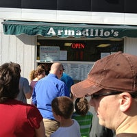 Photo taken at Armadillos Ice Cream Shoppe by sp u. on 6/2/2013