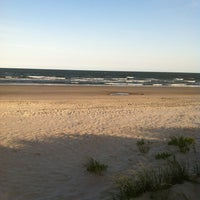 Photo taken at Pawleys Island Beach by Melody E. on 6/16/2013