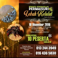 Photo taken at Universiti Malaysia Kelantan (UMK) by Nraininznl on 12/10/2016