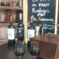 Foto tomada en Wine O'clock por Verónica G. el 7/7/2015