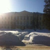 Photo taken at Усадьба Горенки графов Разумовских by Maria I. on 2/24/2013