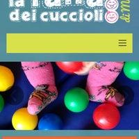 Photo taken at La Tana dei Cuccioli by GiovanNino D. on 7/12/2014