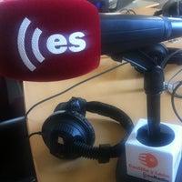Photo taken at Castilla y León esRadio by Rubén N. on 6/17/2013