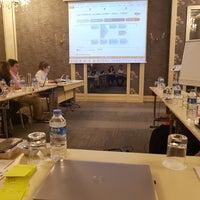 Photo taken at Limak Eurasia Toplantı Salonu by Ozan O. on 6/8/2017