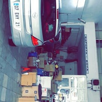 Photo taken at Optek Dikey Opel Service by Halit Can G. on 11/15/2014