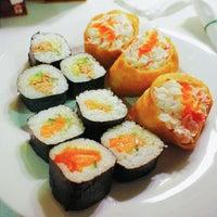 Photo taken at Shuji Sushi by Daisy C. on 8/31/2014