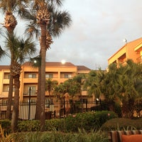 Photo taken at Courtyard Tampa Westshore/Airport by jjsnuggle on 2/6/2013