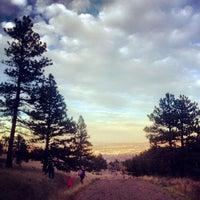 Photo prise au Colorado Chautauqua National Historic Landmark par Jack le11/10/2013