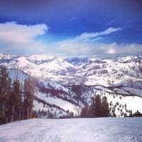 Photo taken at Bald Mountain by Jack on 2/22/2014