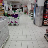 Photo taken at Carrefour Market by Zied on 1/23/2017