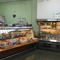 Photo taken at Eaton Street Seafood Market by Luis G. on 5/1/2016