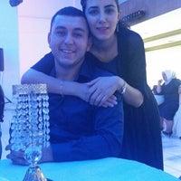 Photo taken at Elegance Dugun Salonu by Mehmet G. on 8/17/2014