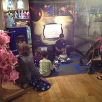 Photo taken at Disney Store by Dionne F. on 4/19/2014