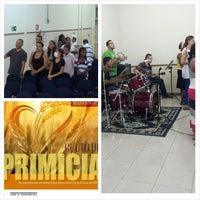 Photo taken at Renascer Vila Moraes by Laerte L. on 2/28/2014